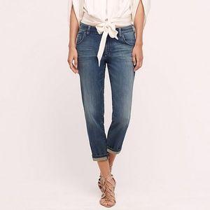 Anthropologie Pilcro Boyfriend Em Jeans